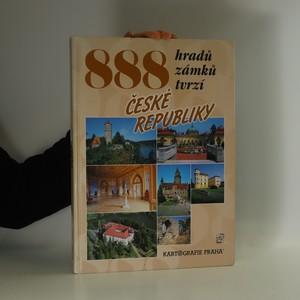 náhled knihy - 888 hradů, zámků, tvrzí České republiky