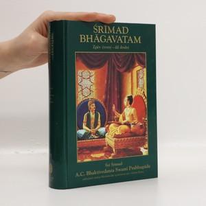 náhled knihy - Šrímad Bhágavatam. Zpěv čtvrtý, díl druhý
