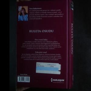 antikvární kniha Ruleta osudu, neuveden