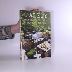 náhled knihy - Palety : nábytek za pár minut nejen na zahradu