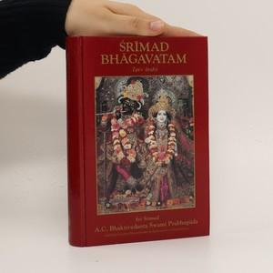 náhled knihy - Srímad-Bhágavatam. Zpěv druhý,