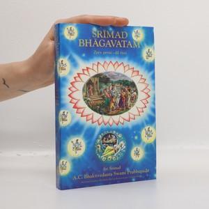 náhled knihy - Srímad Bhágavatam. Zpěv první, díl třetí