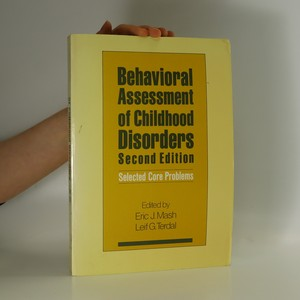 náhled knihy - Behavioral assessment of childhood disorders