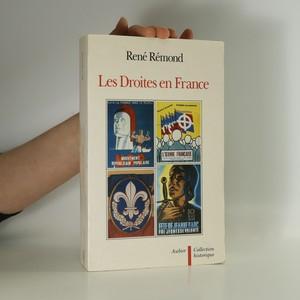 náhled knihy - Les droites en France