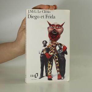 náhled knihy - Diego et Frida (francouzsky)