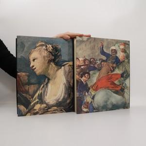antikvární kniha Goya I a II (2 svazky, viz foto), 1982