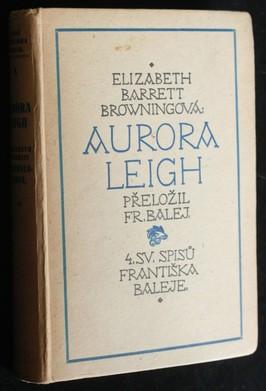 náhled knihy - Aurora Leigh
