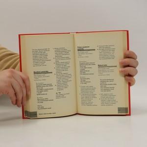 antikvární kniha Dělená strava pro zdraví a štíhlou linii, 1999