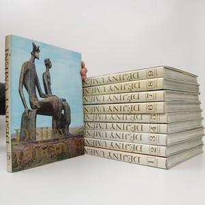 náhled knihy - Dějiny umění 1.-10. díl (v 10 svazcích)