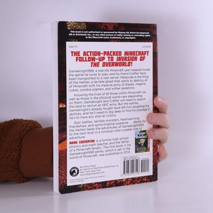 antikvární kniha Battle for the Nether, 2014