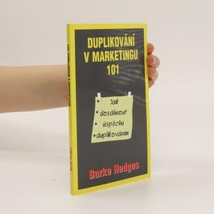 náhled knihy - Duplikování v marketingu 101