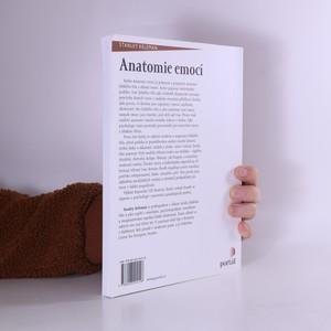 antikvární kniha Anatomie emocí, 2013