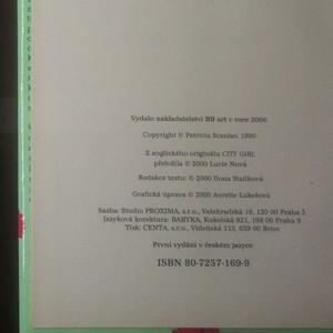antikvární kniha Město dívek, 2000