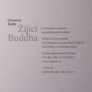 antikvární kniha Žijící Buddha : sedmnácté znovuzrození karmapy v Tibetu, 2017