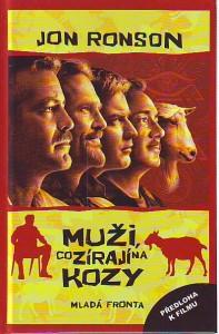 náhled knihy - Muži co zírají na kozy