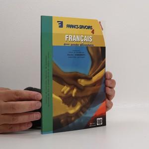 náhled knihy - Francs-savoirs 4 Français 4ème année secondaire