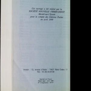antikvární kniha Napoleón : l'immortel de Sainte-Hélène , 1999