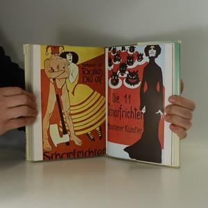 antikvární kniha Kniha o kabaretu, 1988