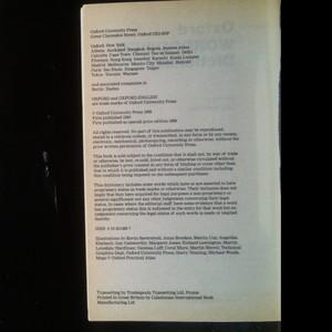 antikvární kniha Oxford wordpower dictionary, 1998