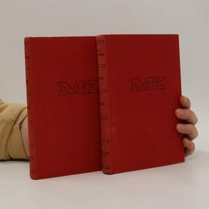 náhled knihy - Zločin a trest. Román o 6 dílech. Kniha I. a II.