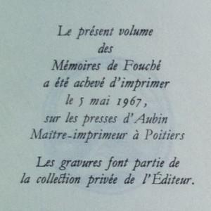 antikvární kniha Monsieur le Ministre de la police générale, 1967