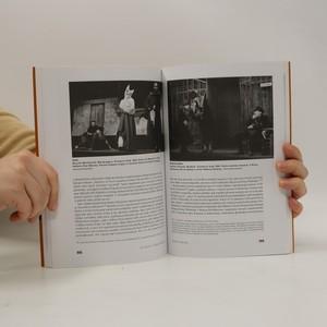 antikvární kniha Jiří Hájek a Jiřina Třebická. K herectví Činoherního klubu a 60. let, 2014