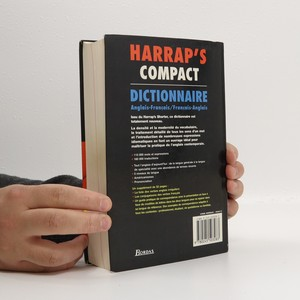 antikvární kniha Harrap concise French dictionary : English-French, 1997