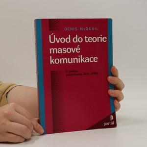 náhled knihy - Úvod do teorie masové komunikace