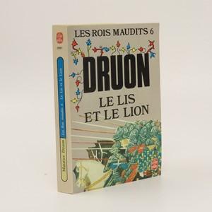 náhled knihy - Le lis et le lion