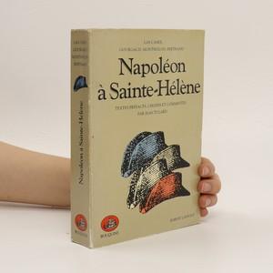 náhled knihy - Napoléon à Sainte-Hélène