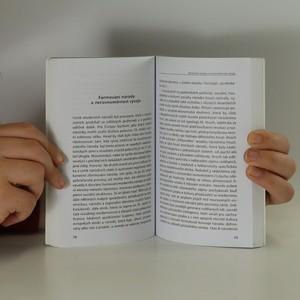 antikvární kniha Formování moderního národa : Evropské