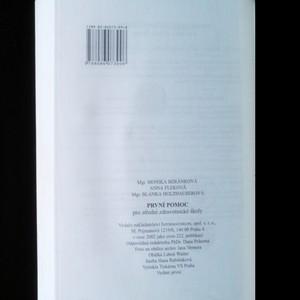 antikvární kniha První pomoc : pro střední zdravotnické školy, 2002