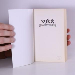 antikvární kniha Věž Zeleného anděla. Kniha čtvrtá, 2000