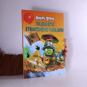 náhled knihy - Angry Birds. Tajemství ztraceného pokladu
