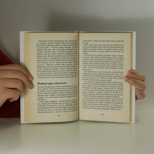 antikvární kniha Léčivé vnímání, 1998