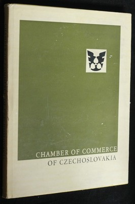 náhled knihy - Chambers of commerce of czechoslovakia