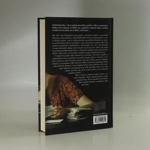 antikvární kniha Pekařova dcera, 2015