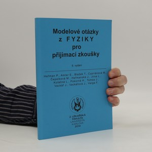 náhled knihy - Modelové otázky z fyziky pro přijímací zkoušky