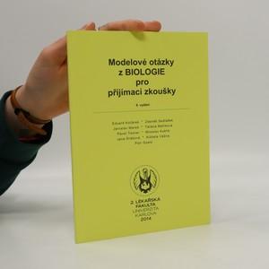 náhled knihy - Modelové otázky z biologie pro přijímací zkoušky