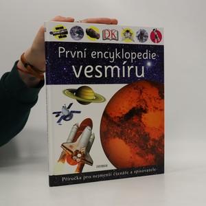 náhled knihy - První encyklopedie vesmíru
