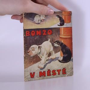 náhled knihy - Bonzo ve městě