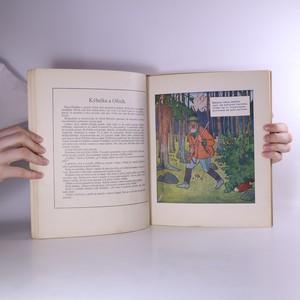 antikvární kniha Krásně ilustrovaná kniha pohádek, neuveden