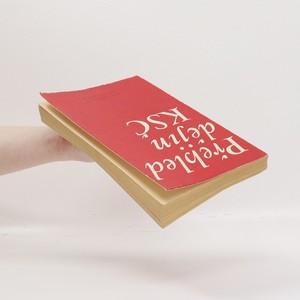 antikvární kniha Přehled dějin KSČ (+ doplněk, 2 brože), 1976