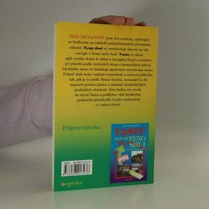 antikvární kniha Vastu. Indické feng shui, 2001
