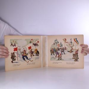 antikvární kniha Zimní hry v zemi skřítků, neuveden