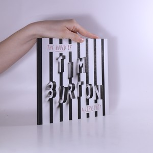 náhled knihy - The world of Tim Burton. Tim Burton a jeho svět