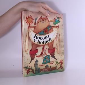 náhled knihy - Kocour v botách