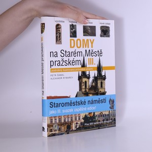 náhled knihy - Domy na Starém Městě pražském. III.