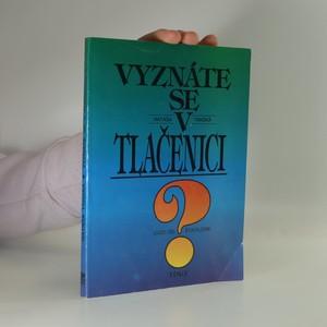náhled knihy - Vyznáte se v tlačenici? : Úvod do štikologie