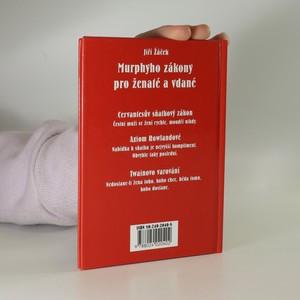 antikvární kniha Murphyho zákony pro ženaté a vdané, 2001